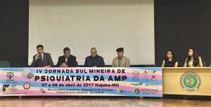 Abertura do evento conta com a presença do secretário municipal de saúde, Nilo César Baracho