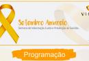 III Simpósio de Prevenção do Suicídio da Faculdade de Medicina da UFMG.