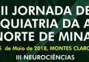 II Jornada de Psiquiatria da AMP – Norte de Minas – movimenta Montes Claros