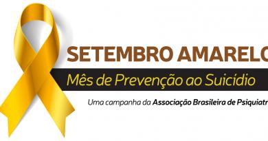 Setembro Amarelo recebe encontro para discutir o suicídio em médicos e estudantes