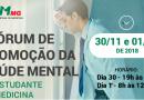 I Fórum de Promoção da Saúde Mental