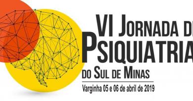 Varginha vai receber em abril a VI Jornada de Psiquiatria do Sul de Minas