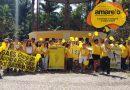 Caminhada de prevenção ao suicídio reuniu mais de 300 pessoas