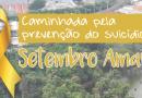 Minas Gerais recebe a Caminhada do Setembro Amarelo 2019