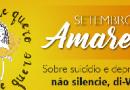 """Palestra sobre suicídio e depressão: """"Não silencie, di-VIDA"""""""
