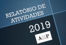 Relatório anual de atividades – AMP – 2019