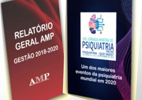 Relatórios da AMP dão dimensão dos trabalhos desenvolvidos pela entidade